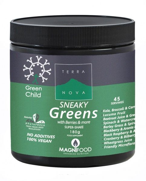 Green Child Sneaky Greens 180 g (Vegan)
