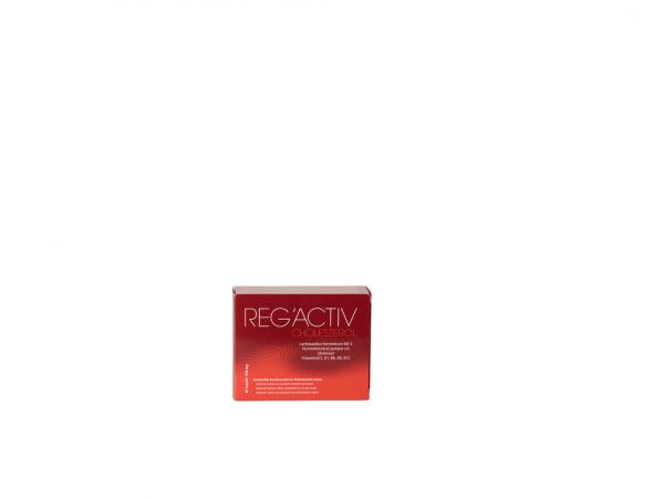 Reg Activ Cholesterol 60 kapslit