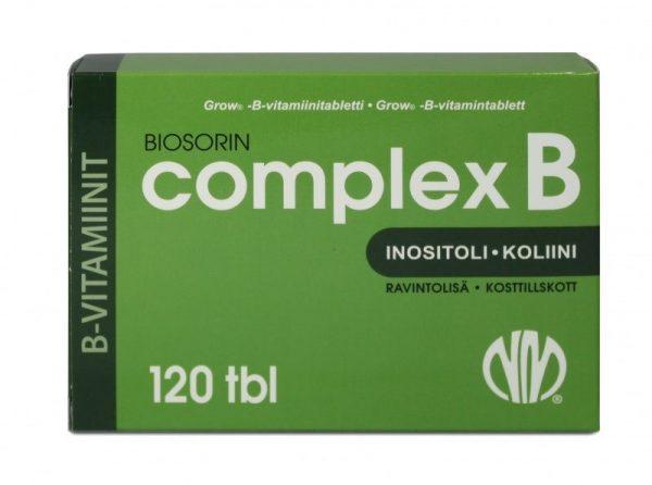 Compleks B 120tbl