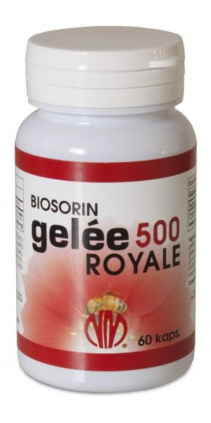 Gelee Royale 500 60 kapslit