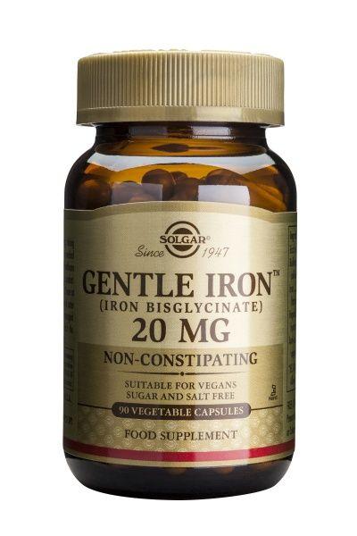 Gentle iron 20 mg 90 kaps