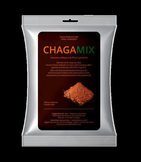 Chaga Mix pulber 30g