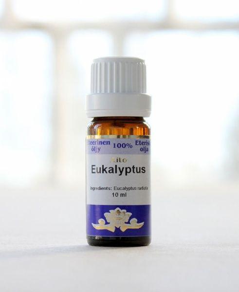 Eeterlik õli eukalüpt 10 ml, Frantsila