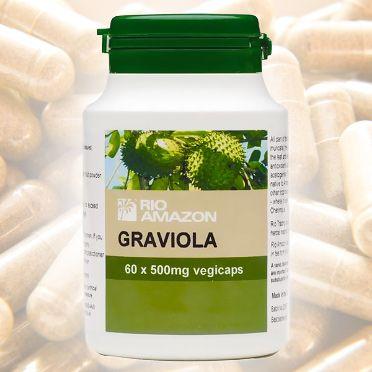 Graviola vilja kapsel 60 tk
