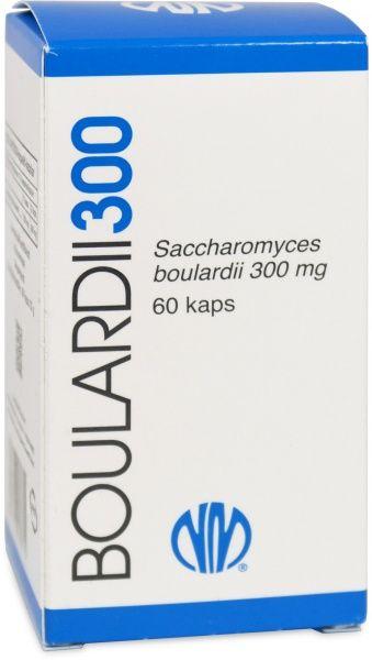 Boulardii 300 60 kaps
