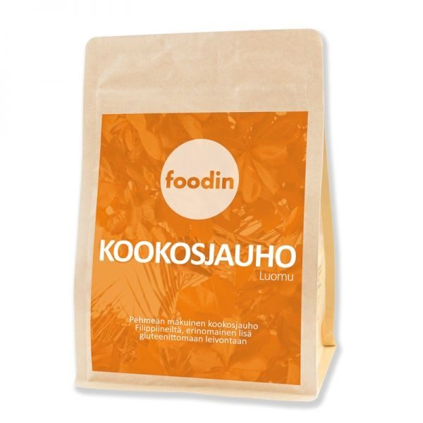 Kookosjahu 750g Foodin