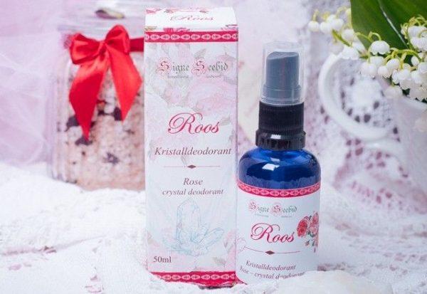 Kristalldeodorant Roos 50 ml
