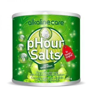 4 soola segu pHour Salts 450 g