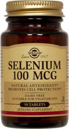 Seleen 100ug 100 tbl