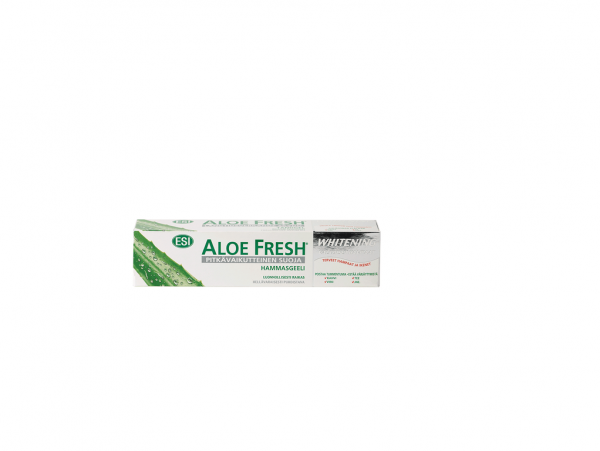 Aloe Fresh valgendav hambapasta 100ml
