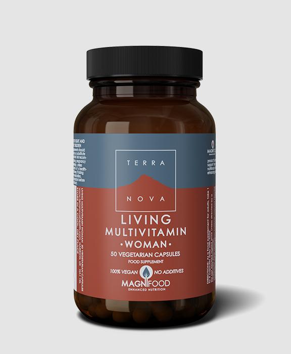 woman Living Multivitamin