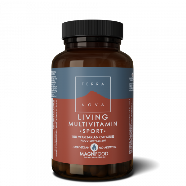 Living Multivitamin SPORT 100 kaps, Terranova (Vegan)