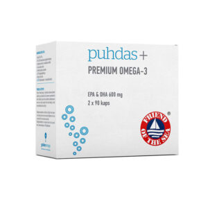 Omega-3 2x90 kapslit