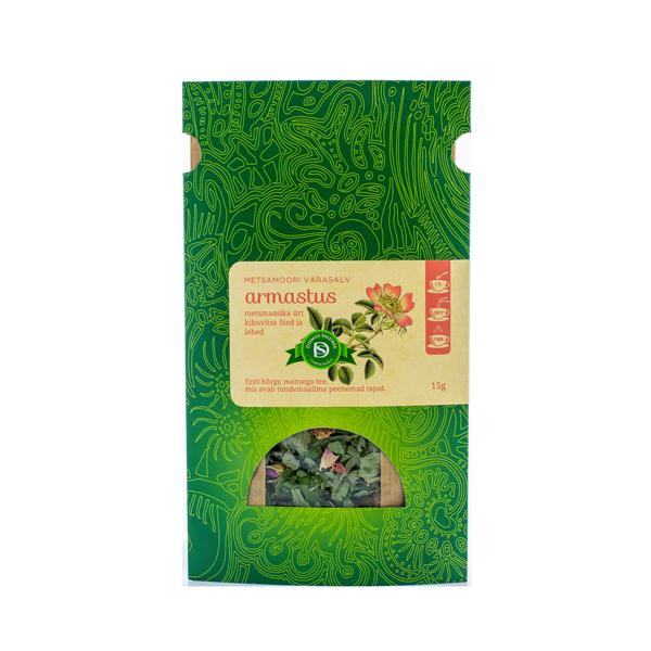 4744350010260 – Herbaatika tee ARMASTUS 15 g