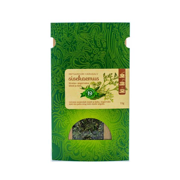 4744350010291 – Herbaatika tee SISEKAEMUS 15 g