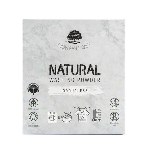 4748001001577 – Looduslik pesupulber lõhnatu, 1 kg