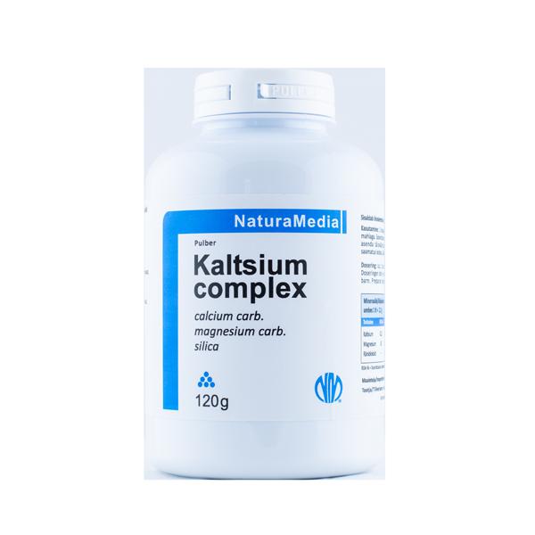 6417778155322 Kaltsium complex 120g