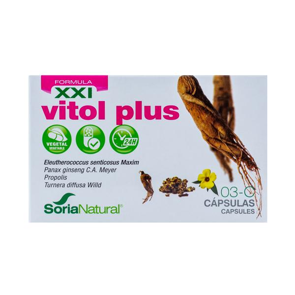 8422947100438 Soria Vitol Plus 30 kaps