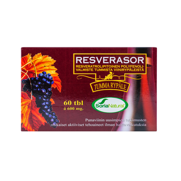 8422947340551 Resverasor 60tbl