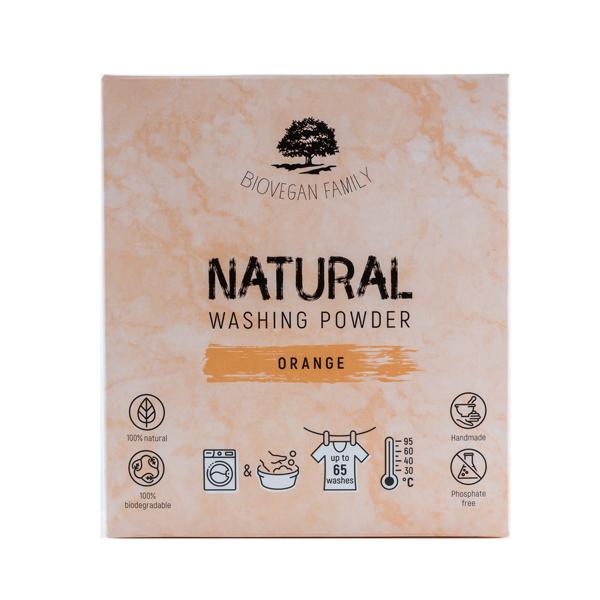 4748001009740 – Looduslik pesupulber apelsin 1 kg