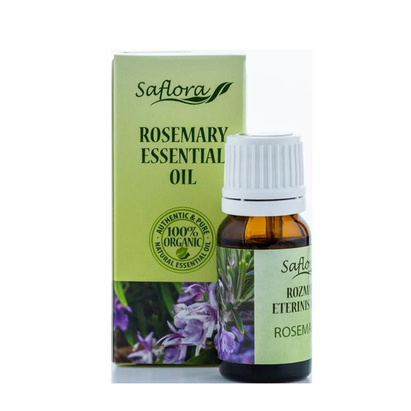 4779031570924 – Eeterlik õli ROSMARIIN 10 ml, Saflora