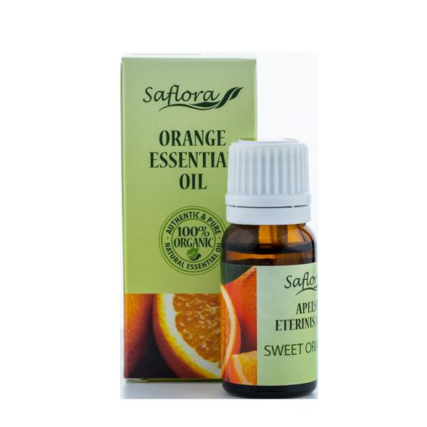 4779031571068 – Eeterlik õli APELSIN 10 ml, Saflora
