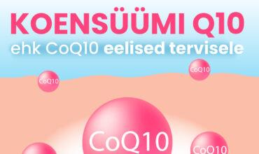 CoQ10 vitamiin