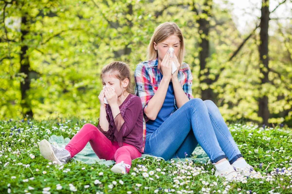 Kevadine allergia